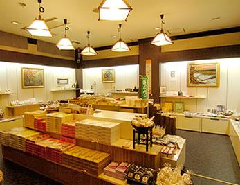 売店/お土産コーナー