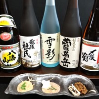plan77_【新潟味自慢】選べる銘酒!-地酒も肴も味わえる贅沢をimg2