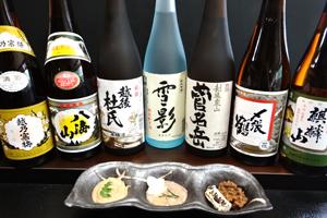 plan77_【新潟味自慢】選べる銘酒! 地酒も肴も味わえる贅沢をimg2