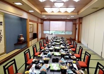 法事・法要の集い【食事:客室または個室会場】